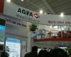 """10月12日,第64届中国国际医疗器械博览会(CMEF,也简称""""医博会"""")在沈阳国际会展中心开幕。图为AGFA展出。摄影:HC3i记者中可摄于沈阳。"""