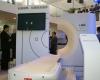 """10月12日,第64届中国国际医疗器械博览会(CMEF,也简称""""医博会"""")在沈阳国际会展中心开幕。图为飞利浦展出的最新设备。摄影:HC3i记者中可摄于沈阳。"""