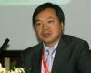川都江堰人民医院院长杨钊谈了医院灾后重建的经验。