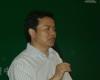 广东省人民医院信息中心主任 熊志强,做了临床信息管理与应用的演讲。
