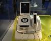 全球最小的彩色便携式超声波诊断仪。GE医疗Vscan